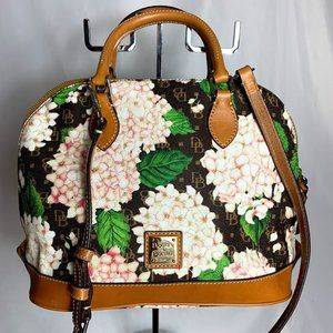 Dooney & Bourke K9219366 Floral Dinner Bag